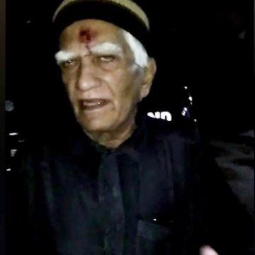 سینئر صحافی جی این مغل پر تشدد ، کے یو جے کا وزیراعلی سے ملزمان کی فوری گرفتاری کا مطالبہ