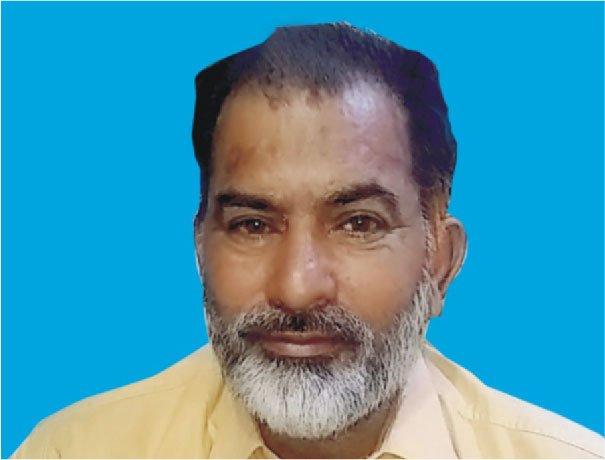 Ghulam Qadir Zia