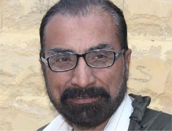 Syed Naimatullah Bukhari