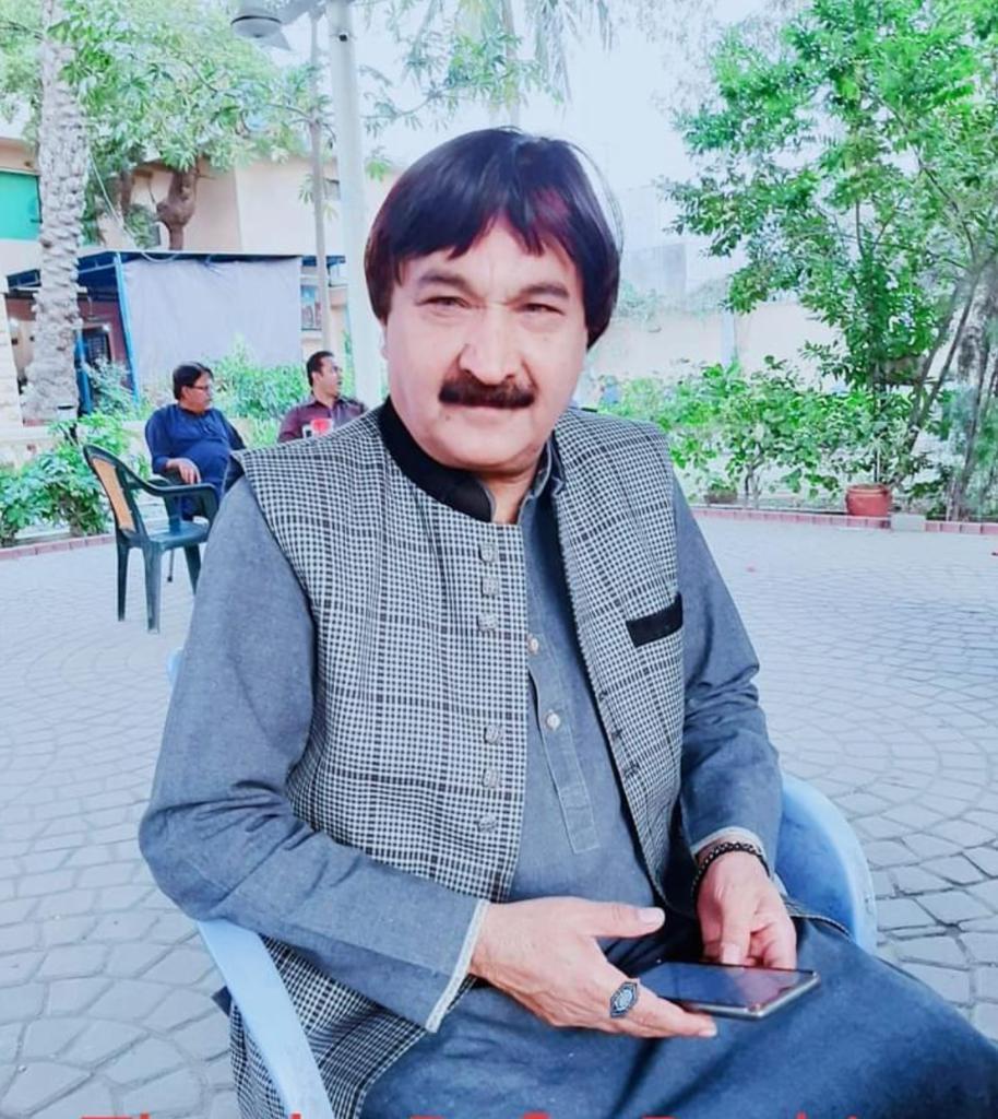 Khursheed Abbasi
