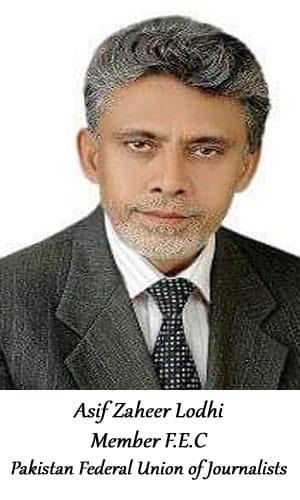 Asif Zaheer Lodhi