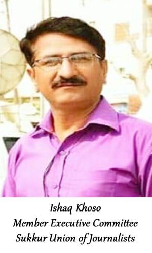 Ishaq Khoso