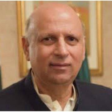 لاہور : گورنر پنجاب چوہدری سرور کا پی ایف یو جے کی ایف ای سی ارکان کے اعزاز میں گورنر ہاؤس میں عشائیہ