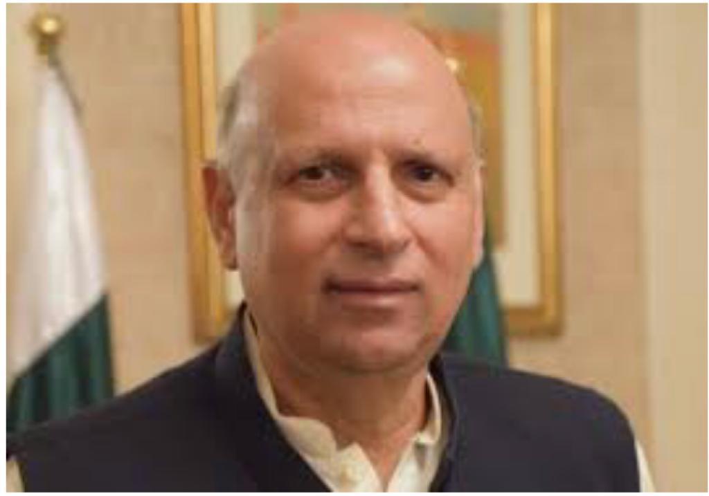 لاہور : میڈیا ورکرز کے مسائل پر وزیراعظم عمران خان سے بات کروں گا ، گورنر پنجاب چوہدری سرور کی پی ایف یو جے کی ایف ای سی کو یقین دہانی