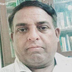 Javaid Iqbal Hashmi