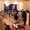 بلوچستان میں آزادی صحافت کے ٹمٹاتے چراغ کو روشن رکھنے کے لئے درجنوں صحافیوں نے اپنے خون کے نذرانے پیش کئے ہیں۔ کوئٹہ میں پی ایف یو جے کے سیمینار سے مقررین کا خطاب