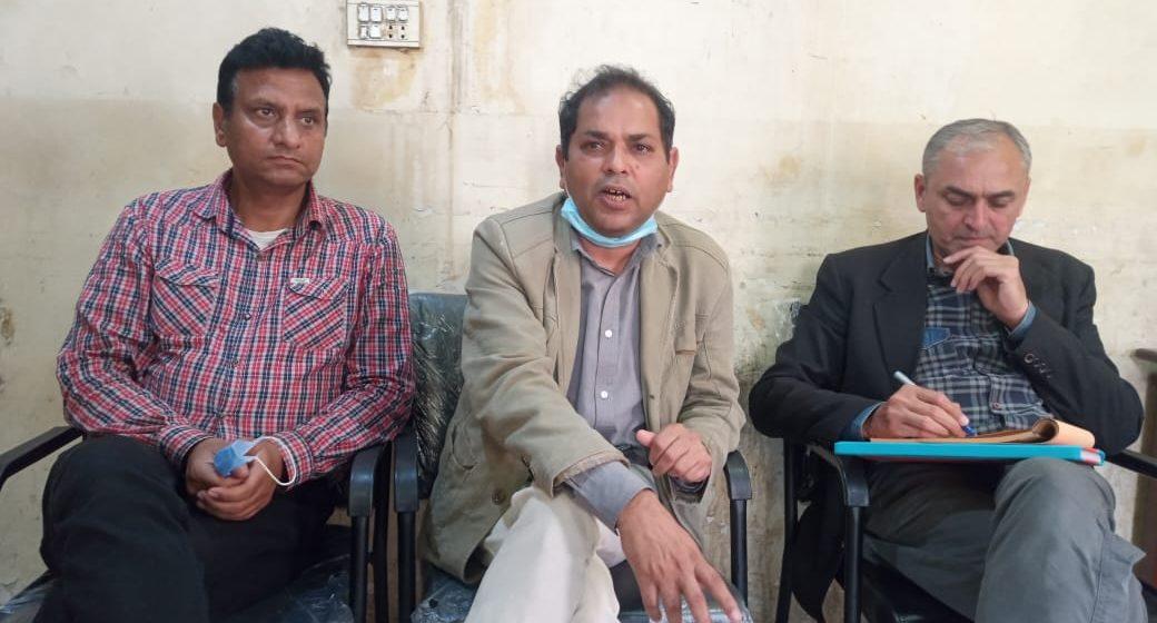 حکومت نیشنل پریس ٹرسٹ بحال کرے، ویج ایوارڈ اور دیگر قوانین پر عمل نہ کرنے والے اخبارات کو سرکاری تحویل میں لے لیا جائے، پنجاب یونین آف جرنلسٹس