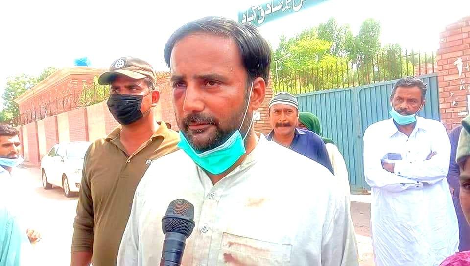رحیم یار خان کے صحافی پر پولیس تشدد اور پلاس سے ناخن کھینچنا ظلم کی انتہا ہے، پنجاب یونین آف جرنلسٹس
