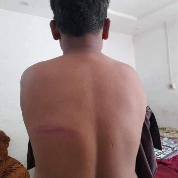 تھر میں صحافیوں پر پولیس تشدد کے خلاف سندھ کے تمام چھوٹے بڑے شہروں میں احتجاج